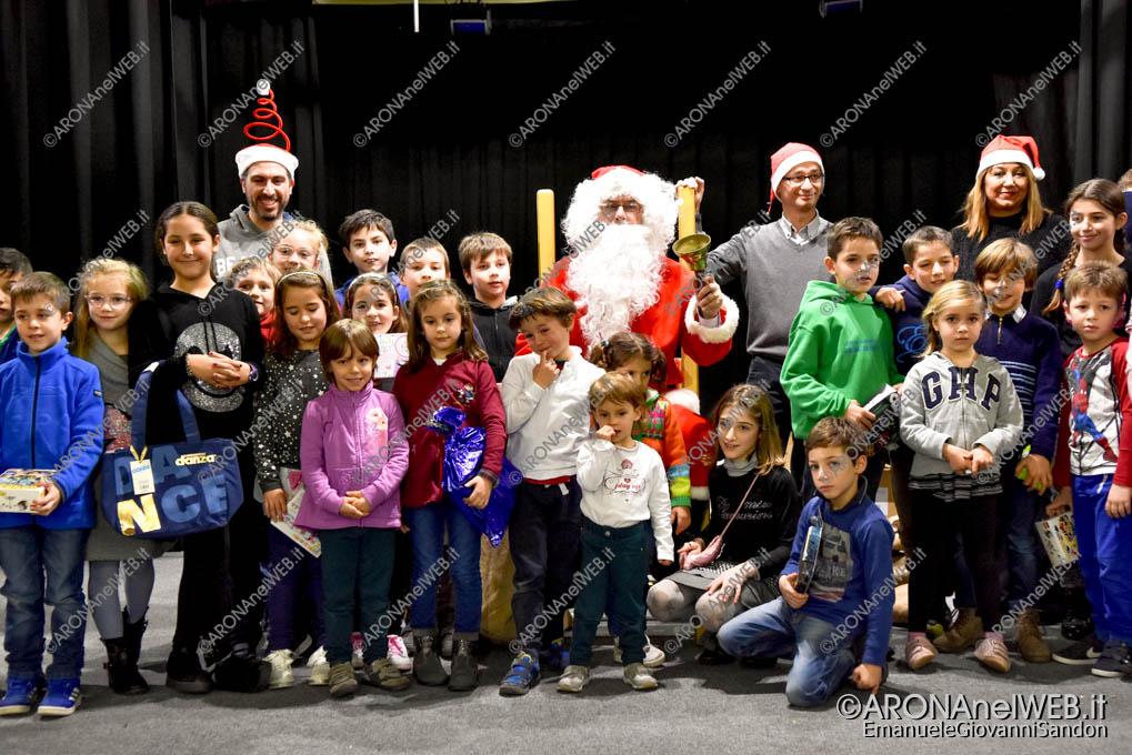 EGS2018_44497 | Babbo Natale tra i bimbi con Avis Arona