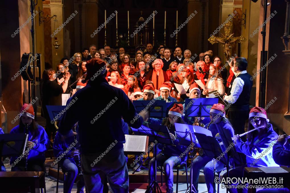 EGS2018_44670 | I cori di Mercurago con la San Giorgio Music Band