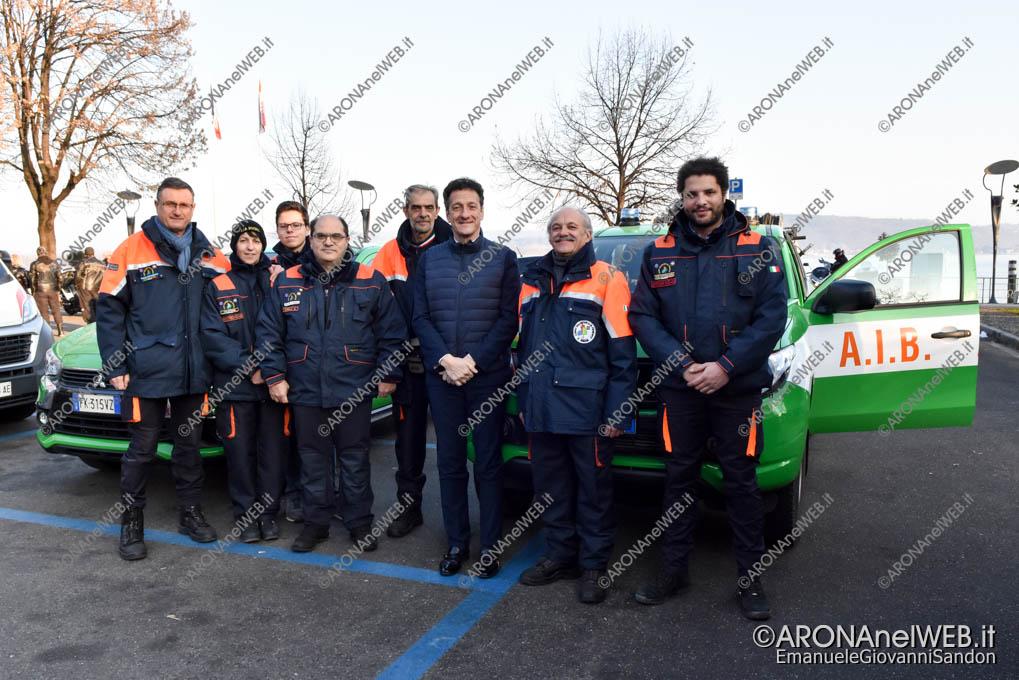EGS2019_00041 | AIB Arona-Montrigiasco con l'ispettore regionale Alfonso Curella e il sindaco di Arona Alberto Gusmeroli