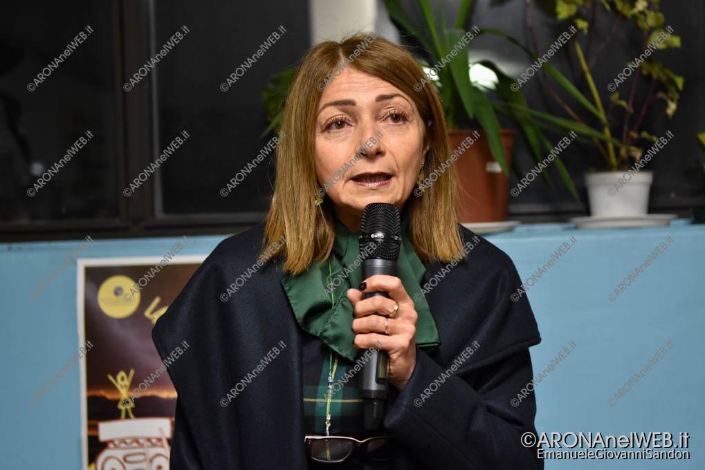 EGS2019_01282 | La Notte Nazionale del Liceo Classico al Fermi di Arona - Prof.sa Chiara Fabrizi, coordinatrice del progetto