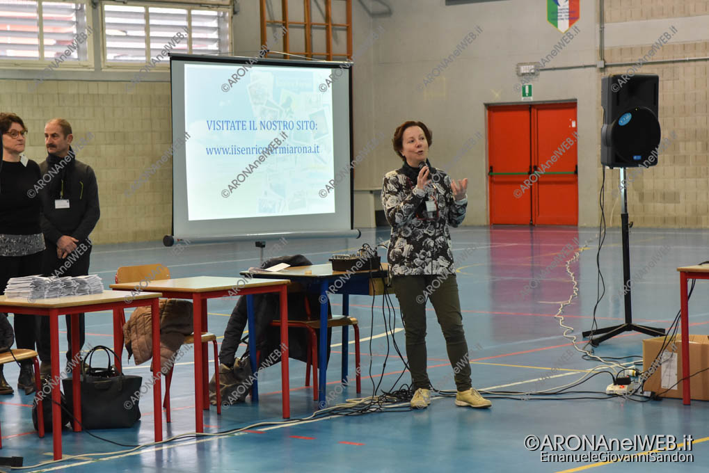 EGS2019_01959 | Marina Verzoletto, dirigente dell'Istituto d'Istruzione Superiore Enrico Fermi di Arona