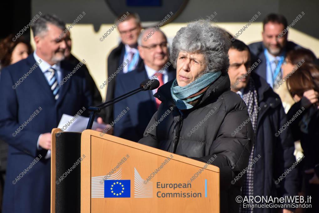 EGS2019_02213 | Brigitte LANDESMANN, Presidente del Comitato Organizzativo del Semestre Austriaco