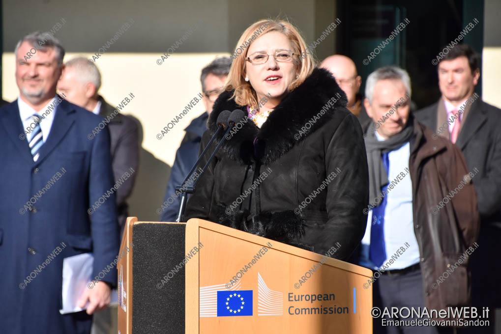 EGS2019_02271 | Intervento di Corina CRETU Commissario per le Politiche Regionali, Commissione Europea