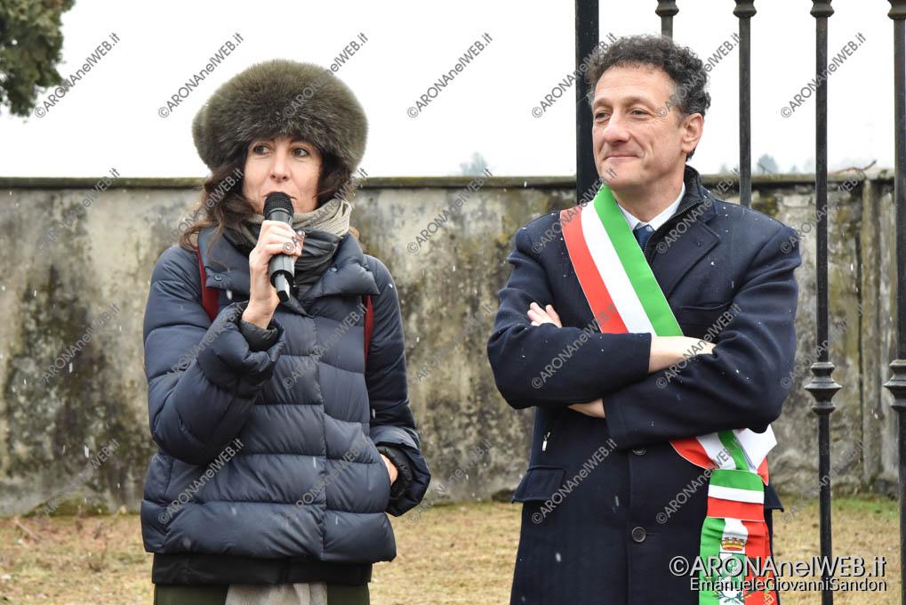 EGS2019_02868 | Valeria Cantoni e il sindaco Alberto Gusmeroli