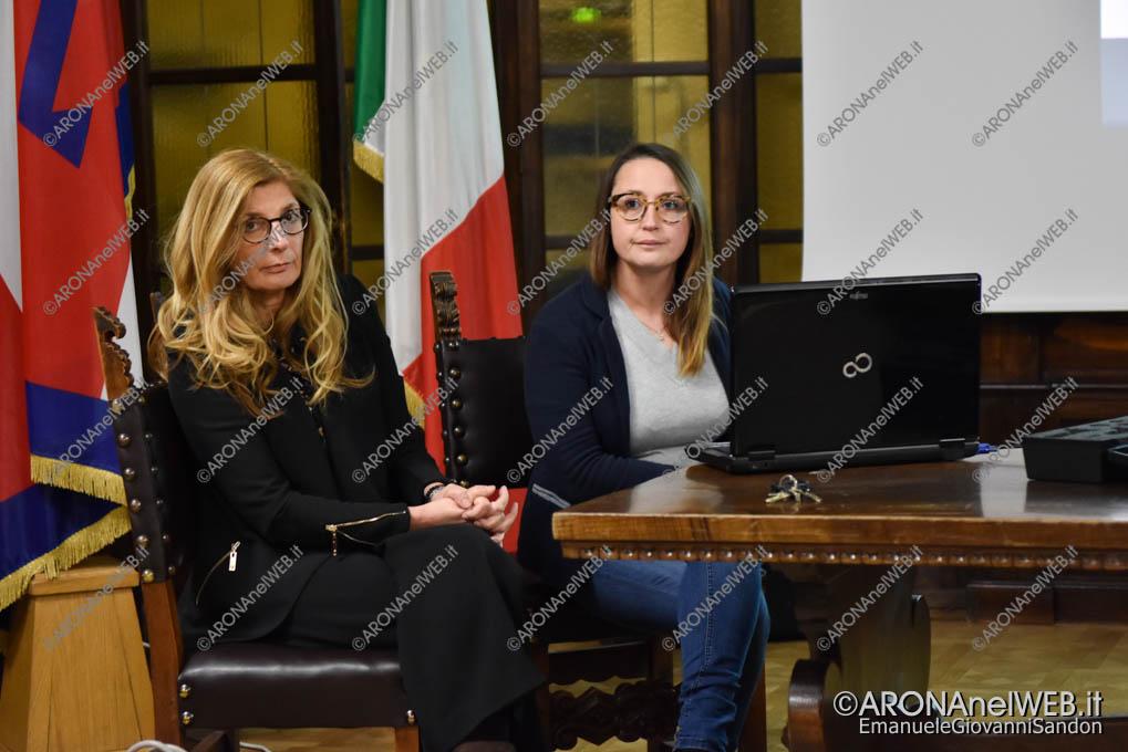 EGS2019_03076 | L'Ing. Silvana Paganelli Azza e l'assessore Chiara Autunno
