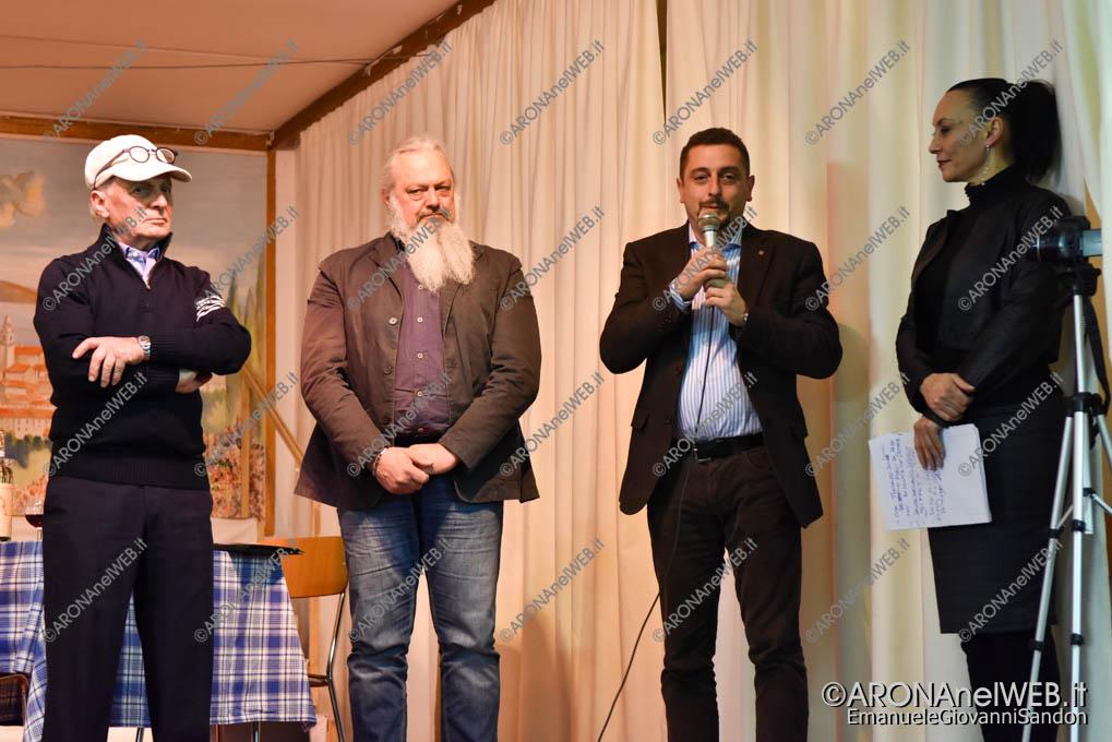 EGS2019_03109 | Il saluto di Luca Bona, presidente dell'associazione ALPI
