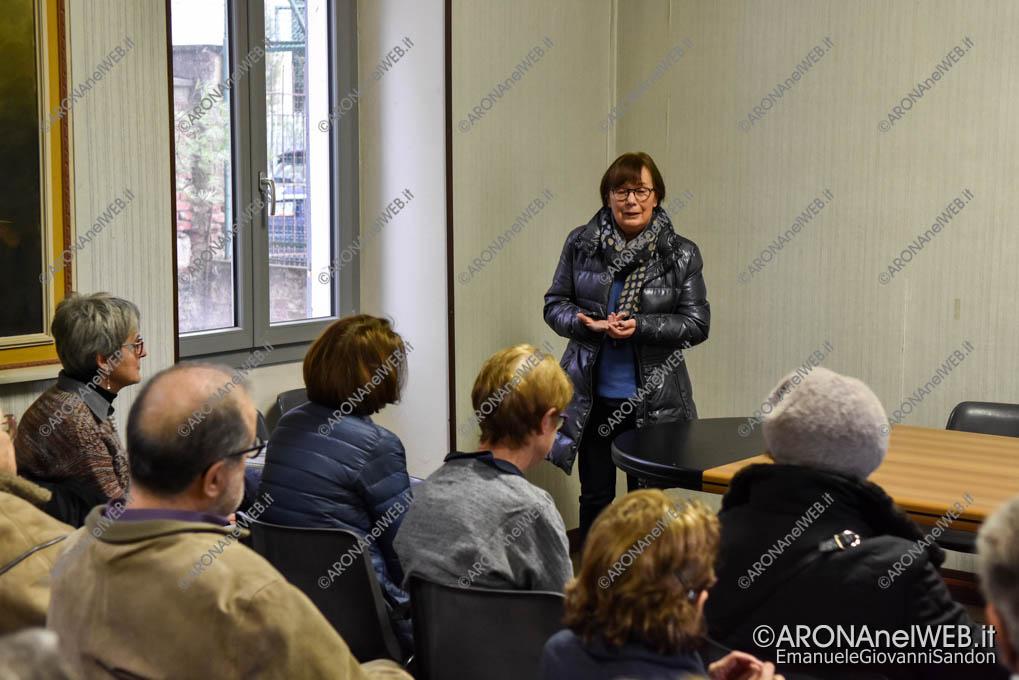 EGS2019_03587 | Irene Vivarelli, responsabile Caritas Opera Molinari Arona