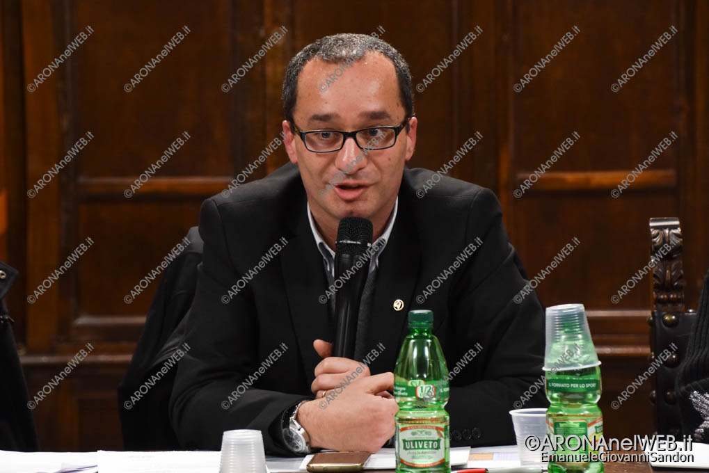 EGS2019_03634 | Cesare Moriggia, presidente Avis Arona