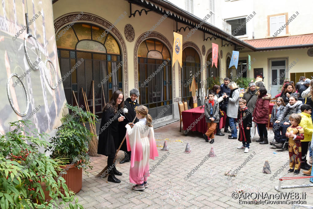 EGS2019_04757 | Carnevale con Harry Potter all'Istituto Marcelline di Arona