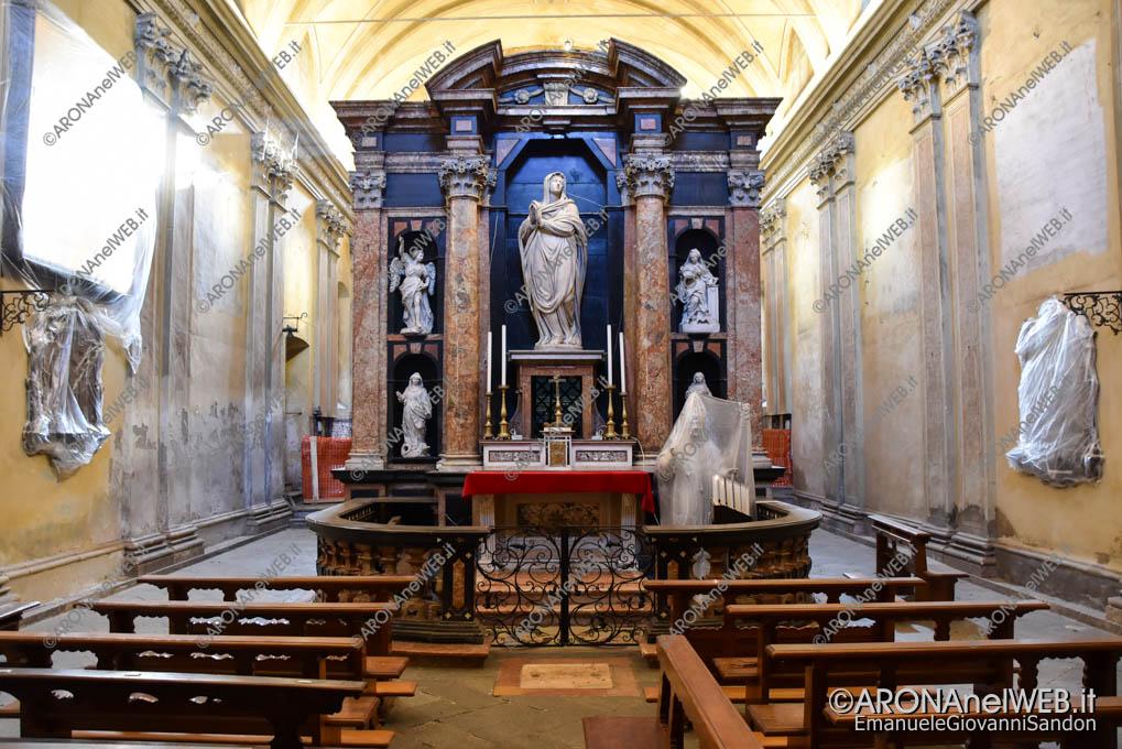EGS2019_04212 | Rimossi i grandi quadri della Chiesa di Santa Marta