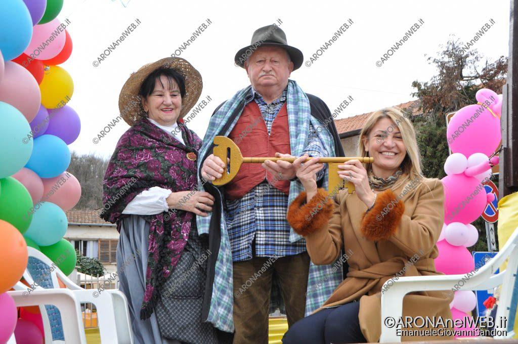 EGS2019_04942 | Pipin e Marietta con il sindaco Lorena Vedovato