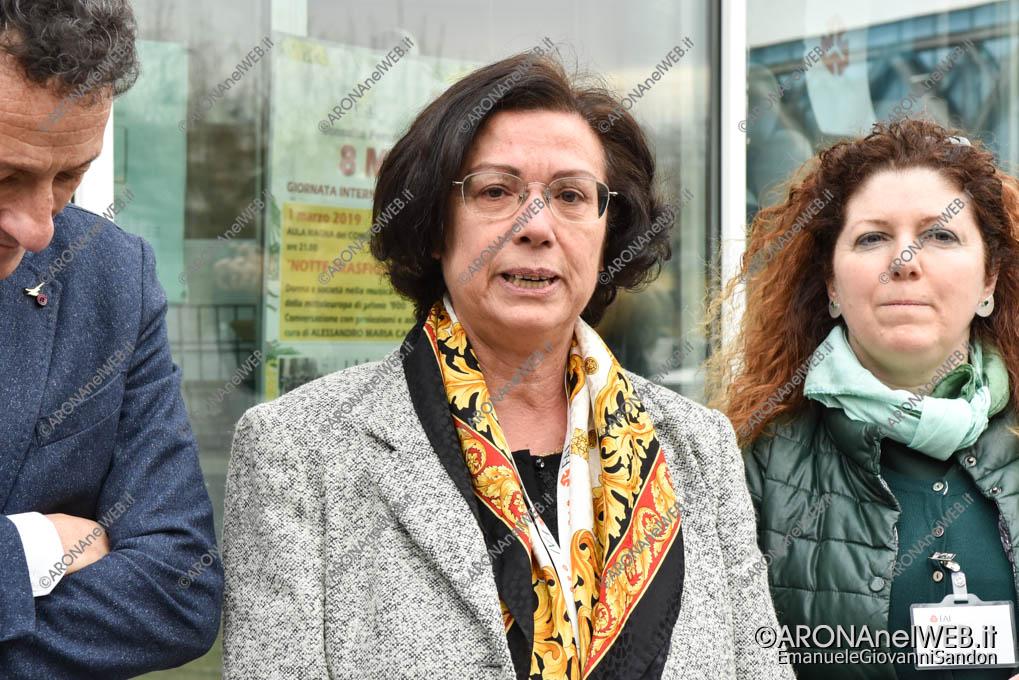 EGS2019_05078   Giuseppina De Vito, Capo Delegazione FAI di Novara