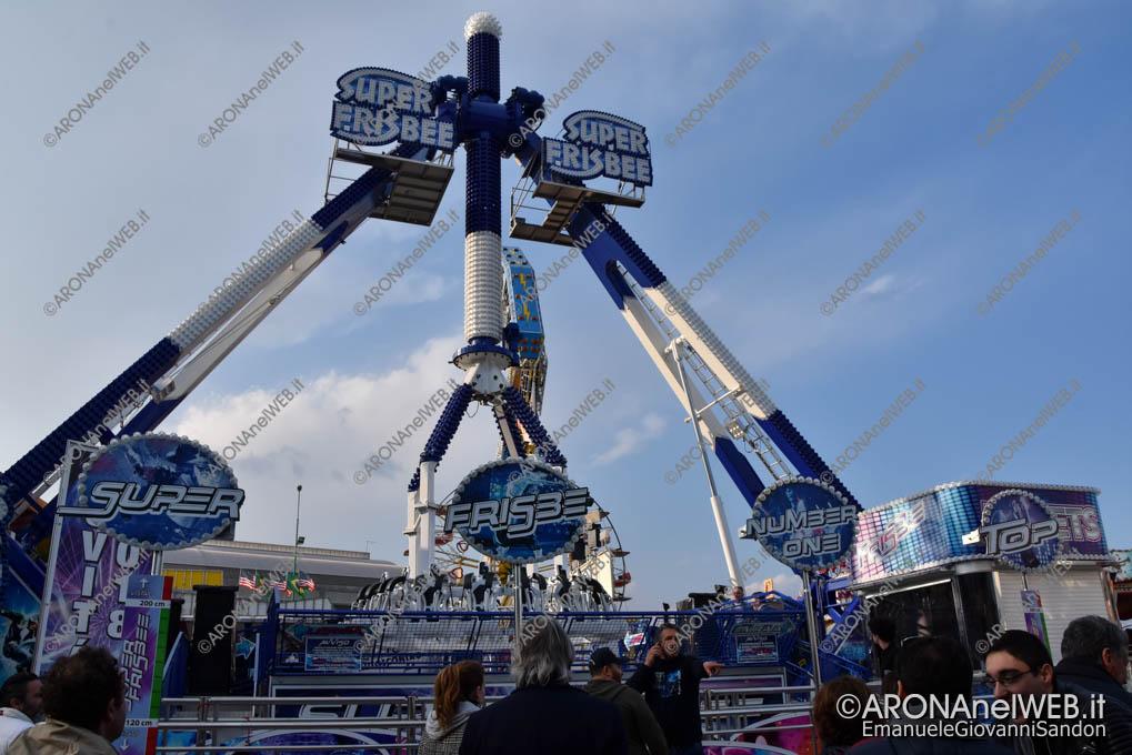 EGS2019_05355 | Luna Park del Tredicino 2019 - la giostra Super Frisbee