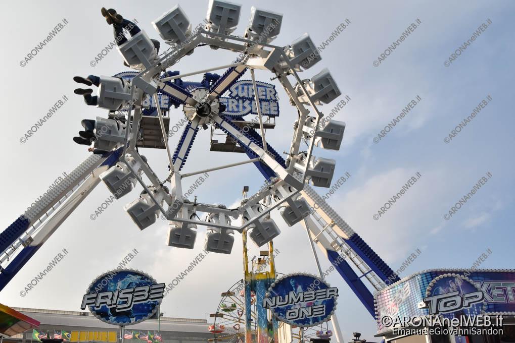 EGS2019_05379 | Luna Park del Tredicino 2019 - la giostra Super Frisbee
