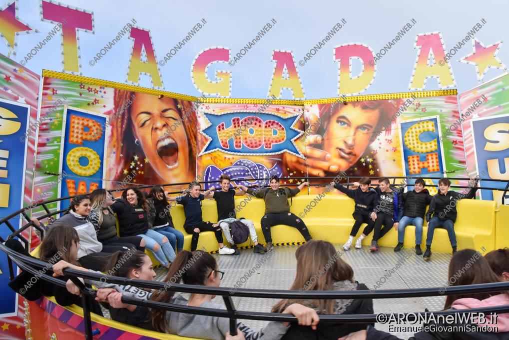 EGS2019_05410 | Luna Park del Tredicino 2019 - la giostra Tagada