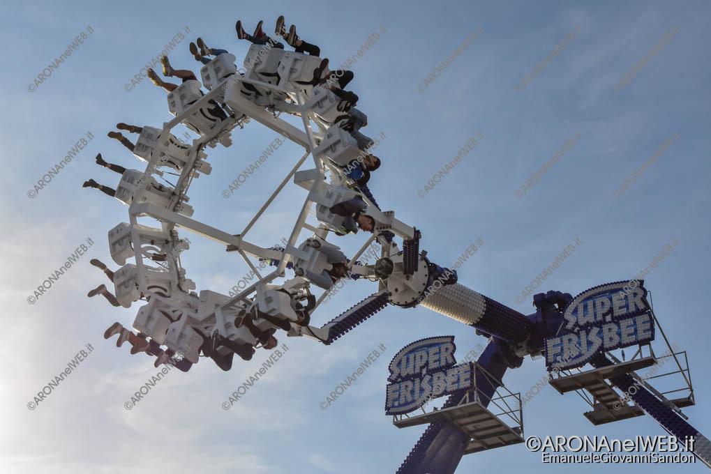 EGS2019_05643 | Luna Park del Tredicino 2019 - la giostra Super Frisbee