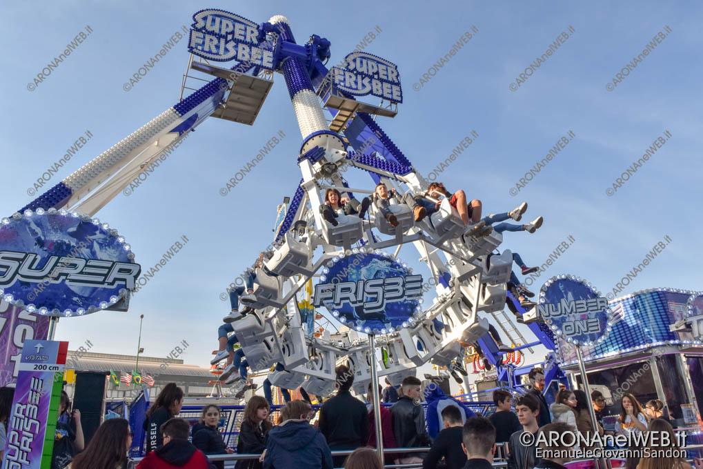 EGS2019_05647 | Luna Park del Tredicino 2019 - la giostra Super Frisbee