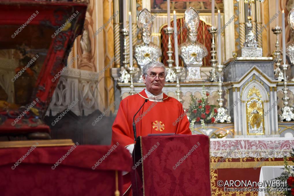 EGS2019_06393 | Il saluto del parroco don Claudio Leonardi