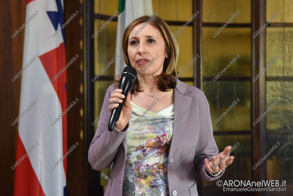 EGS2019_06832 | Dott.ssa Barbara De Maria, titolare della Farmacia De Maria di Via Monte Nero ad Arona