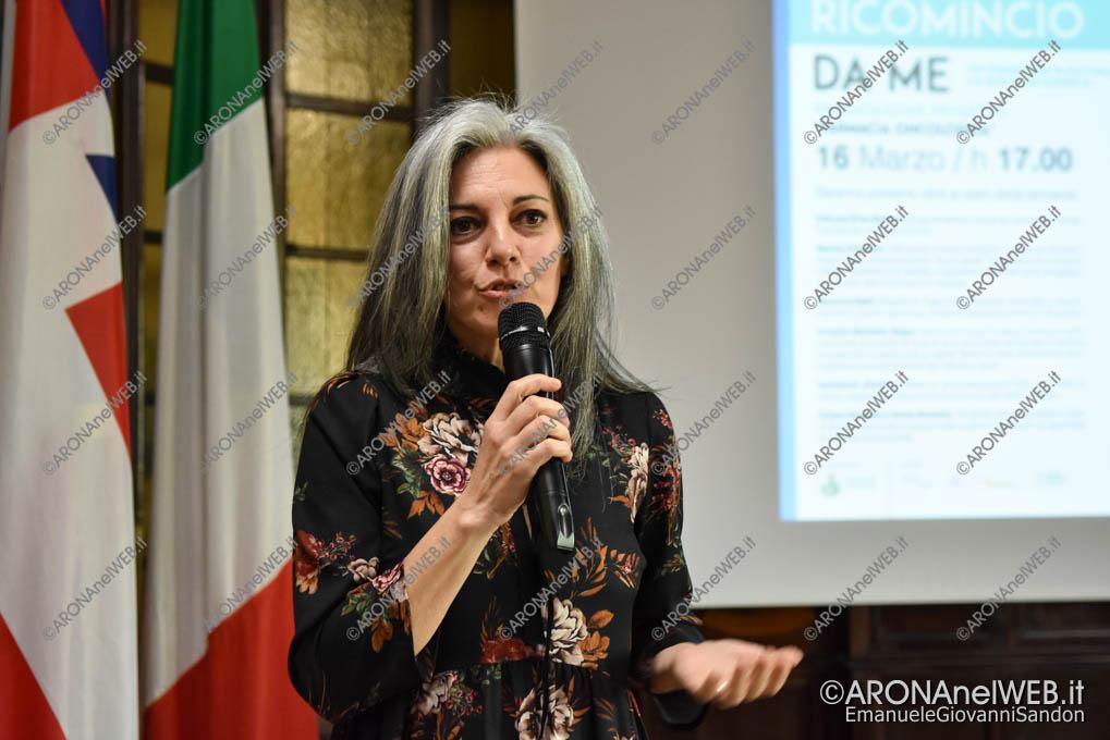 EGS2019_06864 | Monique Trobia, estetista e responsabile dermocosmetica della Farmacia De Maria