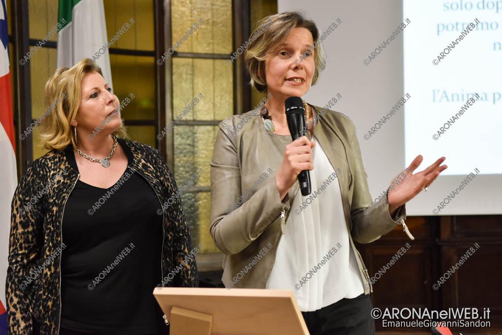 EGS2019_06882 | Chiara Bindella e Sonia Romerio, Fondatrici dell'Associzione Liberi di Essere