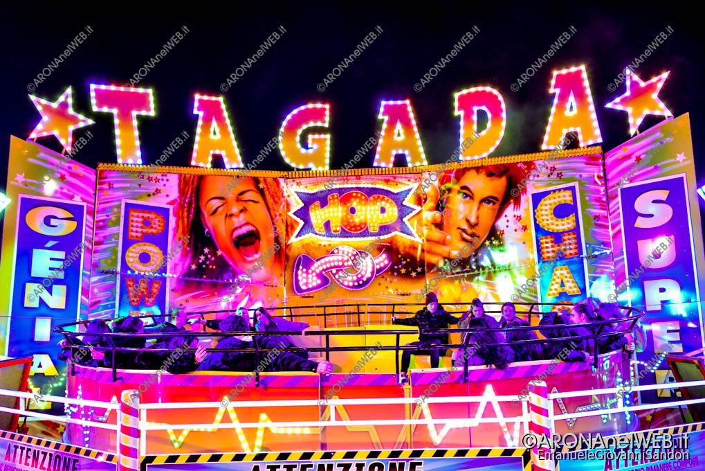 EGS2019_07131 | Luna Park del Tredicino 2019 - la giostra Tagada