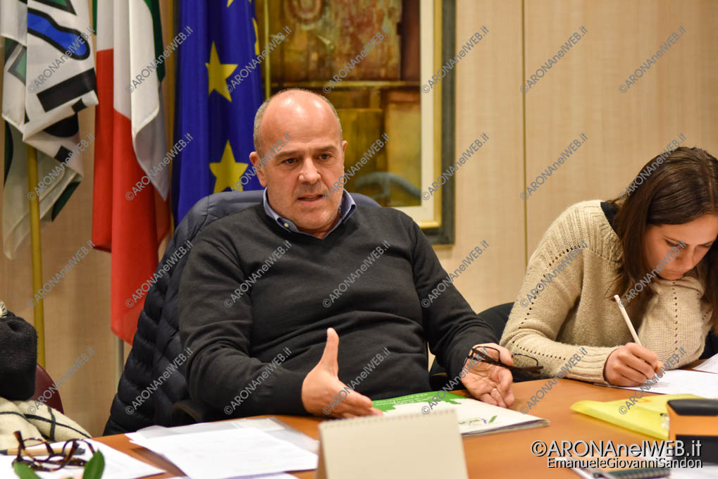 EGS2019_07439 | Alberto Tampieri, presidente Pro Loco Arona