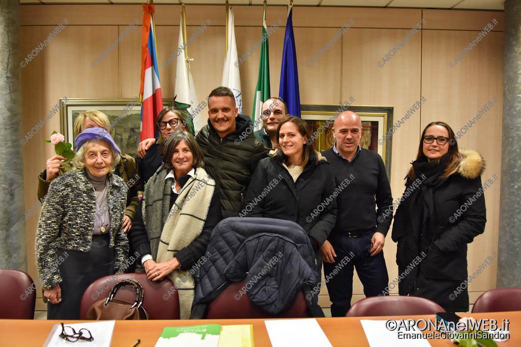 EGS2019_07455 | Il consiglio direttivo Pro Loco Arona con il nuovo consigliere Michael Bruno
