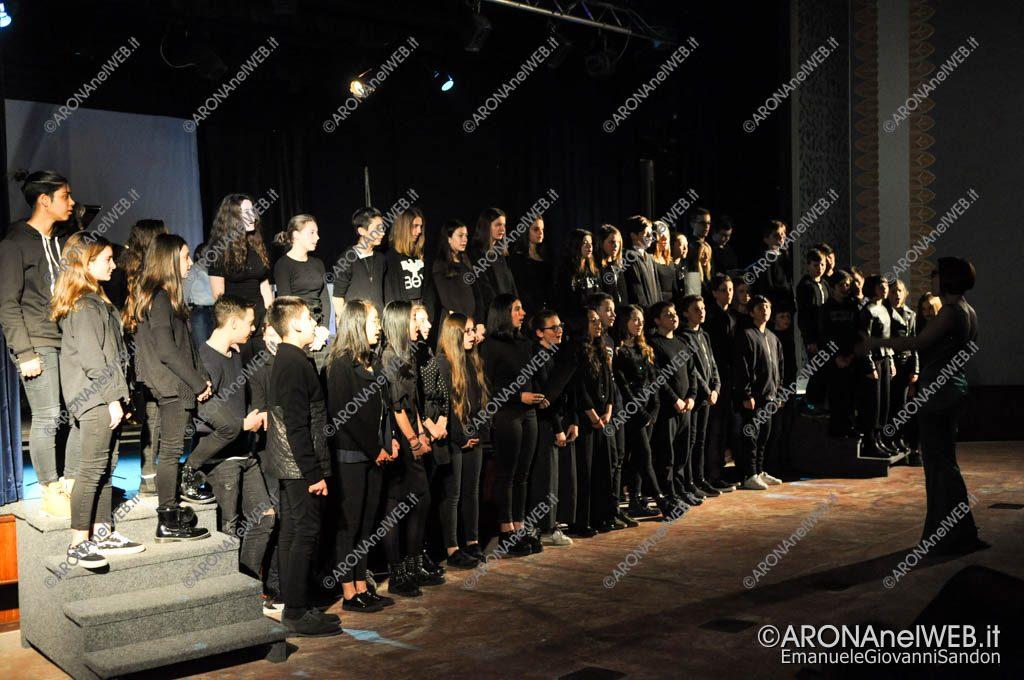 EGS2019_07482 | Il coro della secondaria dell'Istituto Marcelline di Arona