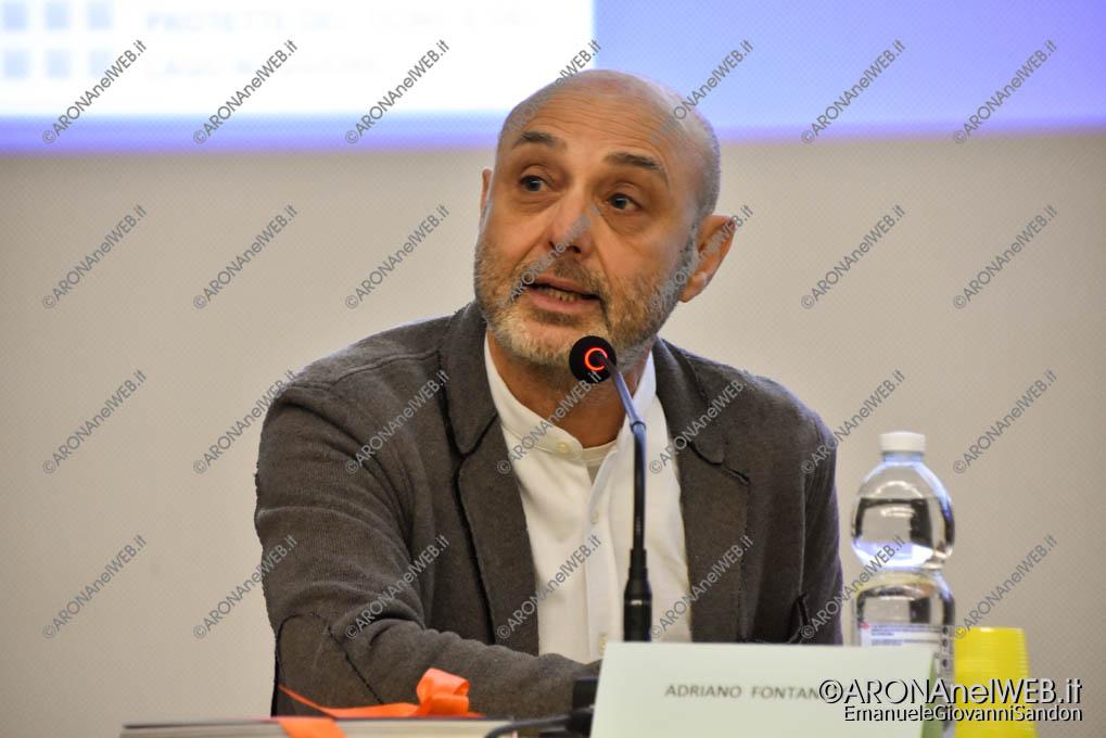 EGS2019_08435 | arch. Adriano Fontaneto, presidente Ente di Gestione delle Aree Protette del Ticino e del Lago Maggiore