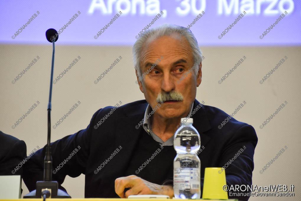 EGS2019_08440 | dott. Oreste Pastore, presidente Distretto Turistico dei Laghi, Monti e Valli dell'Ossola