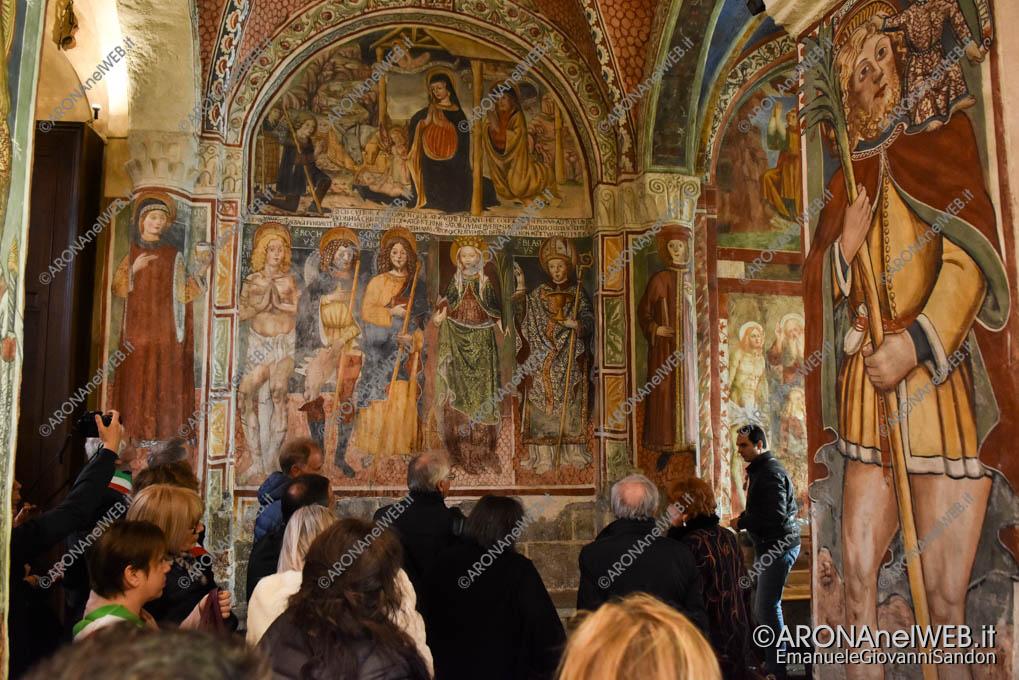 EGS2019_09813 | Interno Basilica di San Giulio - Isola di San Giulio