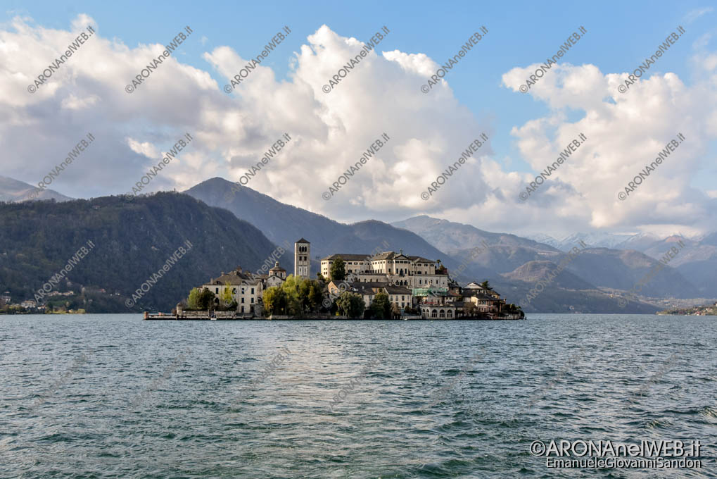 EGS2019_09860 | Isola di San Giulio, Lago d'Orta