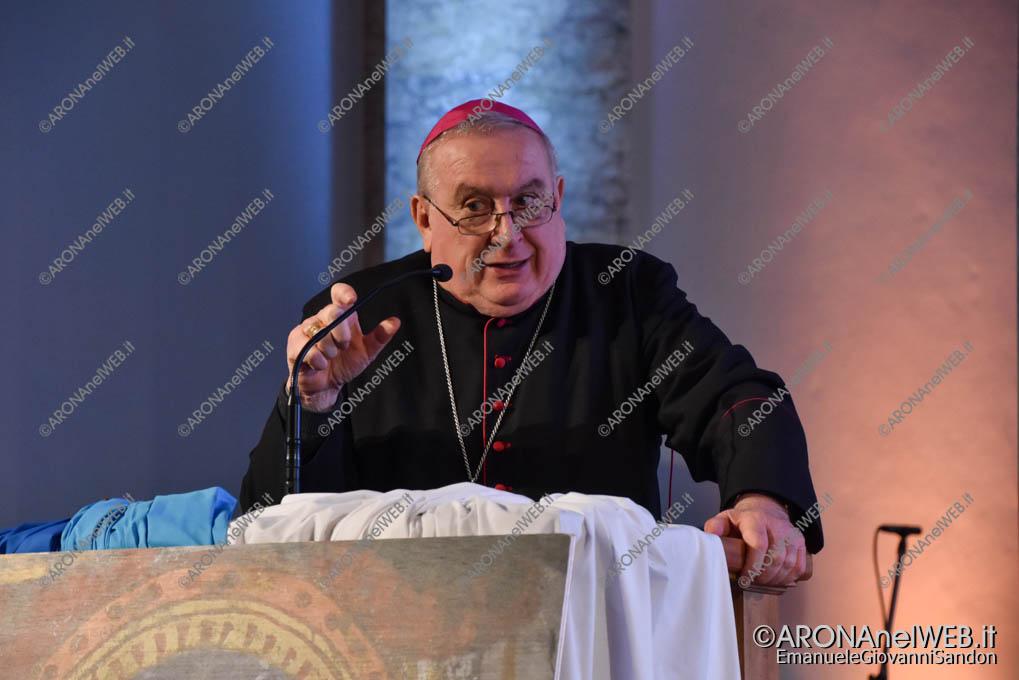 EGS2019_10509 | Mons. Franco Giulio Brambilla, vescovo di Novara