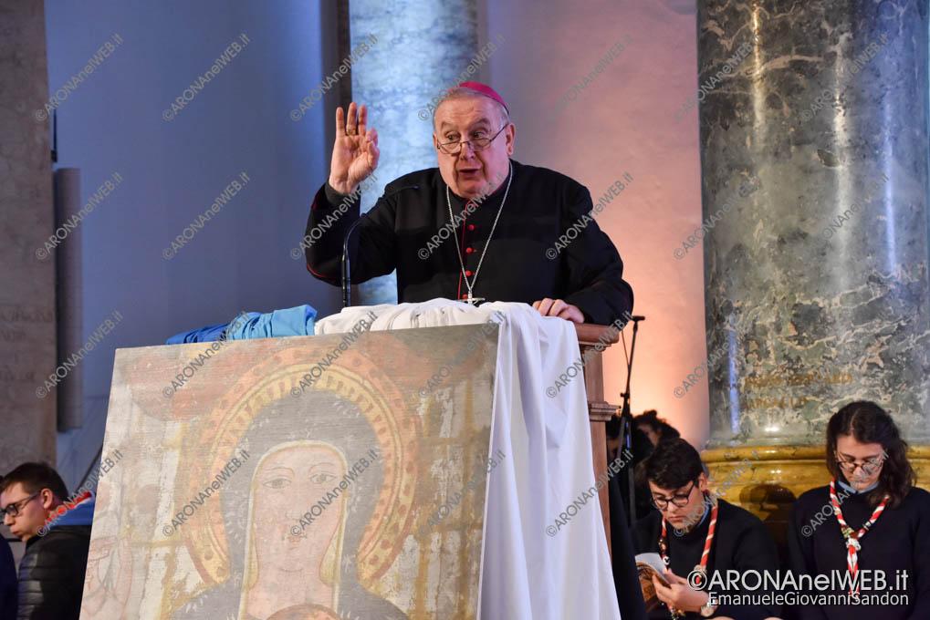 EGS2019_10514Mons. Franco Giulio Brambilla, vescovo di Novara