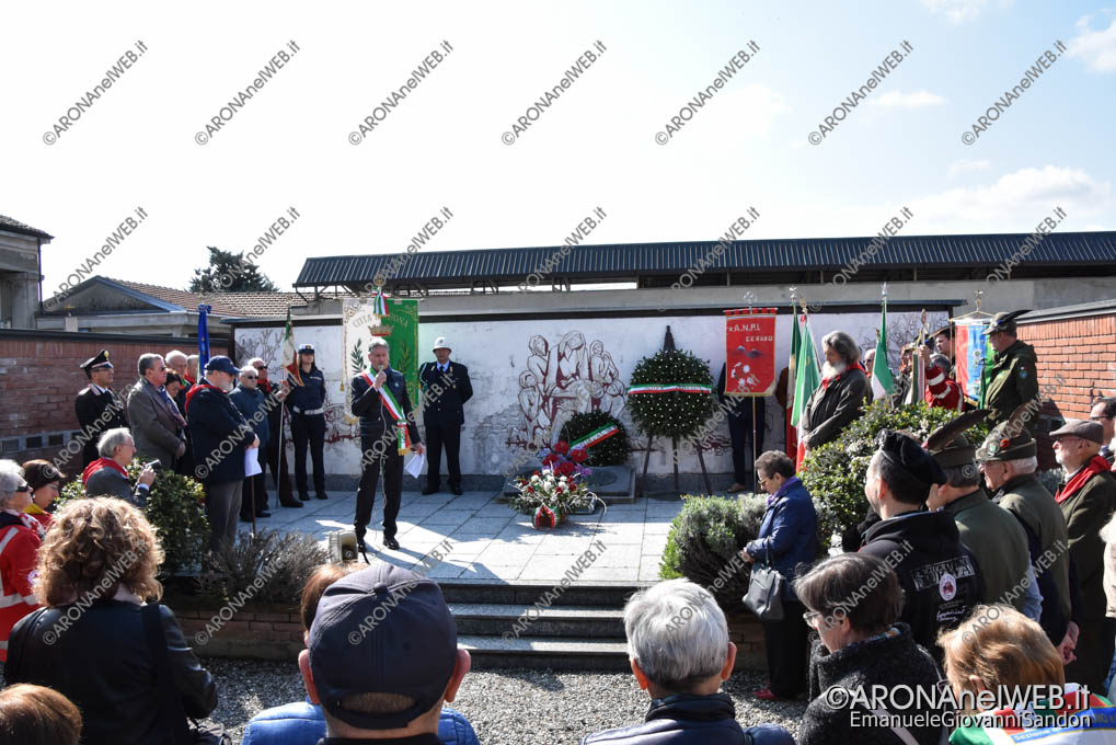 EGS2019_10706 | Commemorazione 74° anniversario della Battaglia di Arona al sacrario