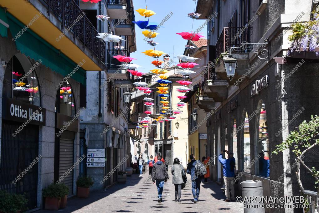 EGS2019_10861 | Girandole sospese in Corso Cavour