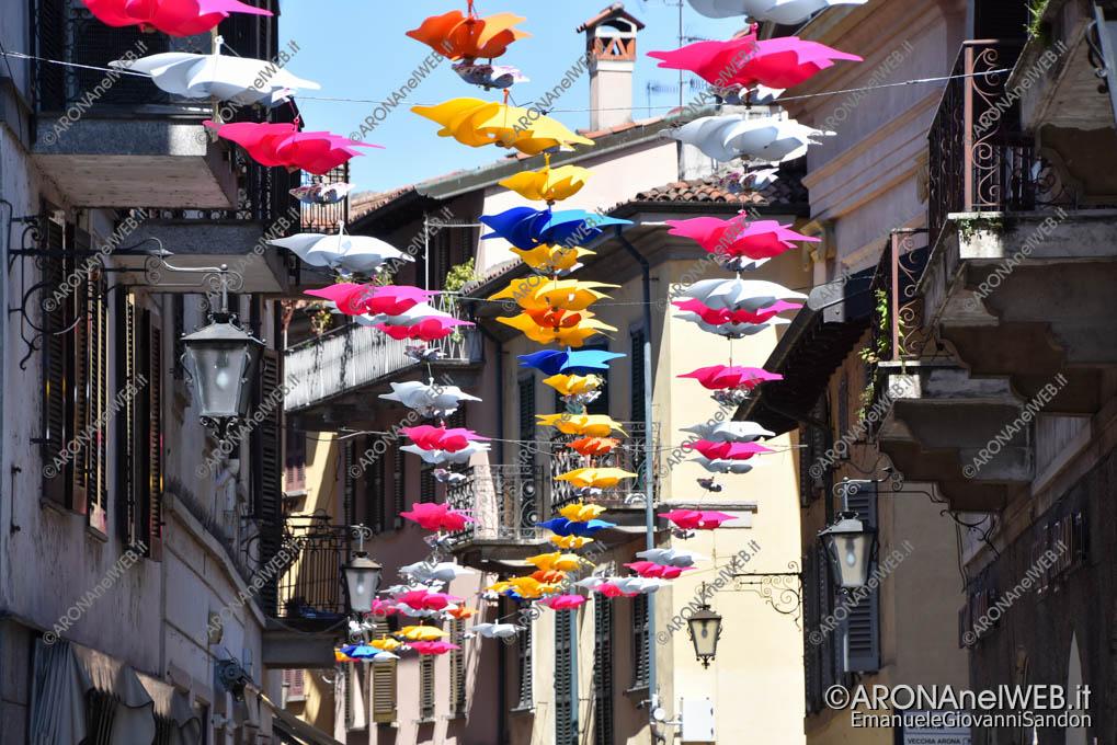 EGS2019_10863 | Girandole sospese in Corso Cavour