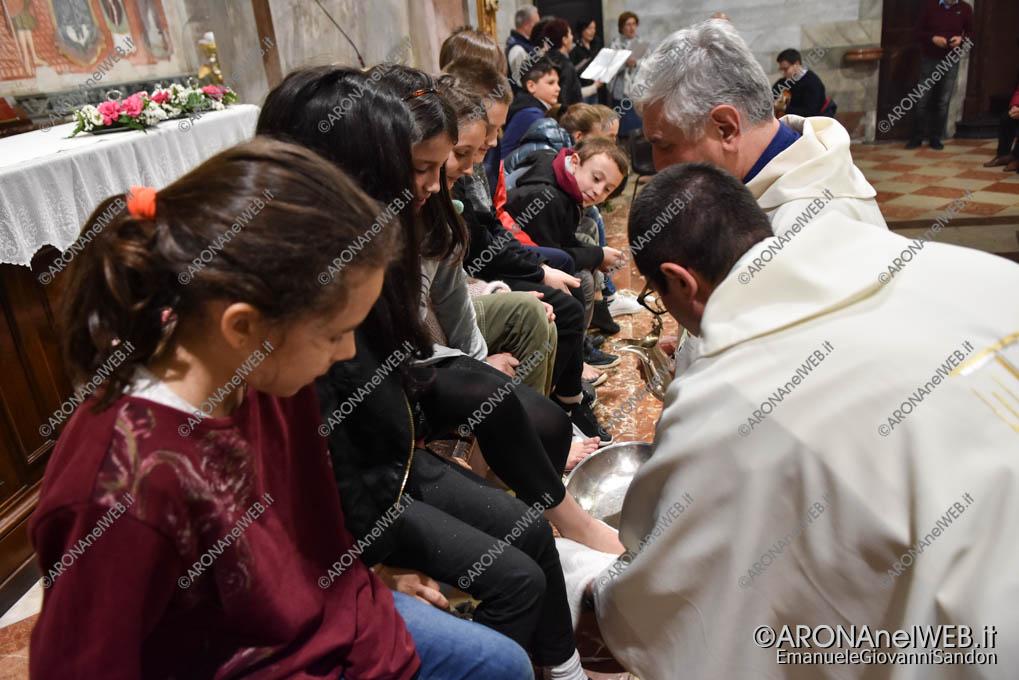 EGS2019_10953 | Messa in Coena Domini elavanda dei piedi