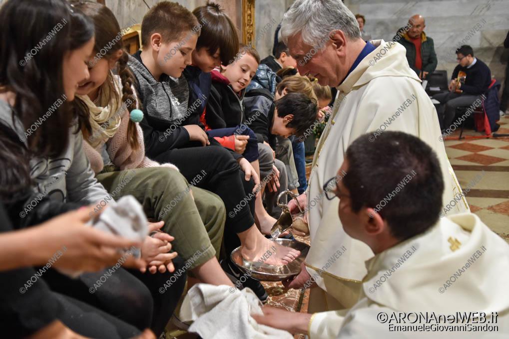 EGS2019_10956 | Messa in Coena Domini elavanda dei piedi