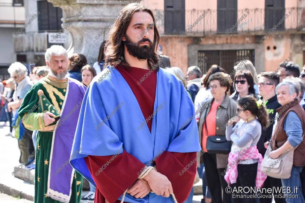 EGS2019_11104 | Gesù - Il Venerdì Santo di Romagnano Sesia – 260^ edizione