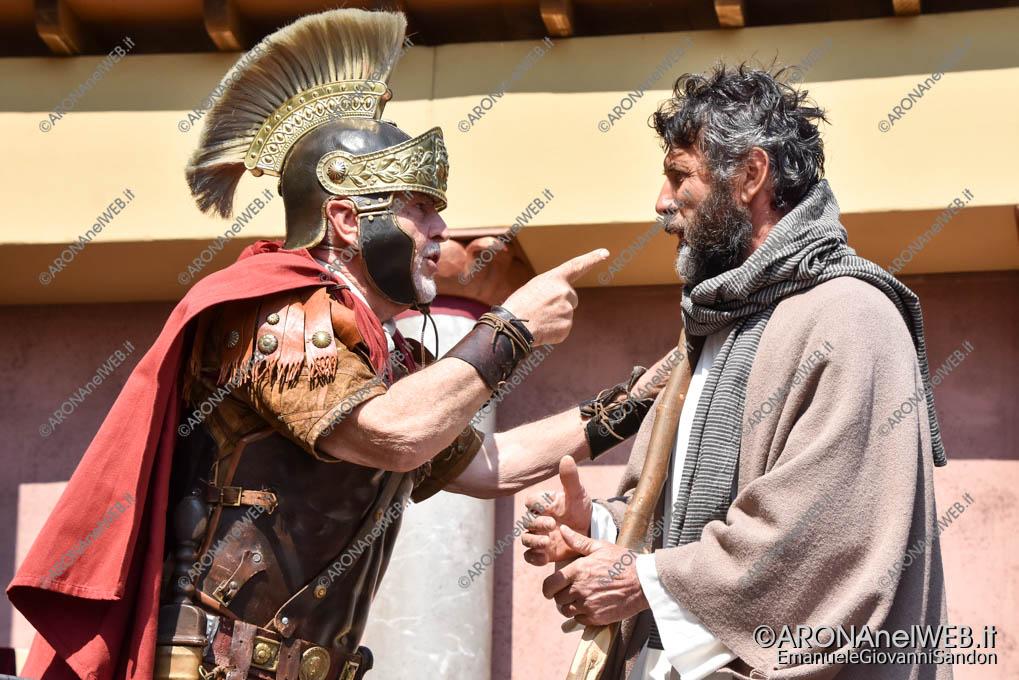EGS2019_11190 | Il rinnegamento di Pietro - Il Venerdì Santo di Romagnano Sesia – 260^ edizione