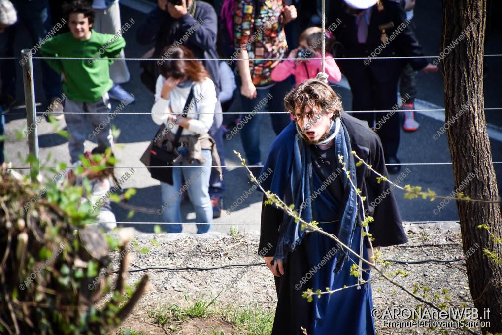 EGS2019_11334 | Disperazione e morte di Giuda - Il Venerdì Santo di Romagnano Sesia – 260^ edizione