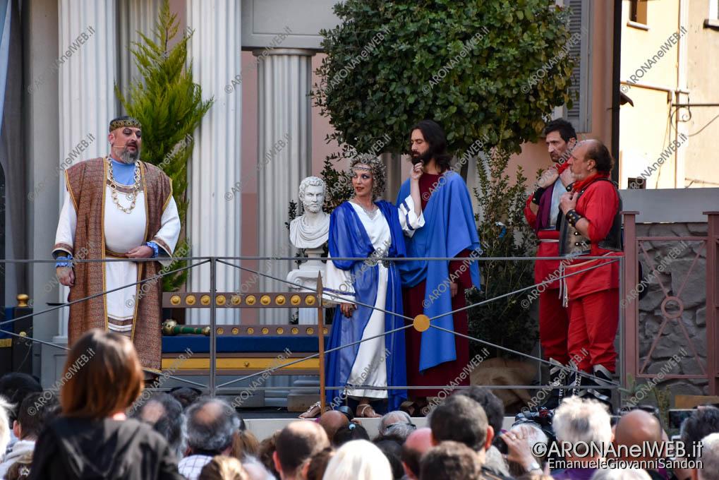 EGS2019_11501 | Gesù al tribunale di Erode - Il Venerdì Santo di Romagnano Sesia – 260^ edizione