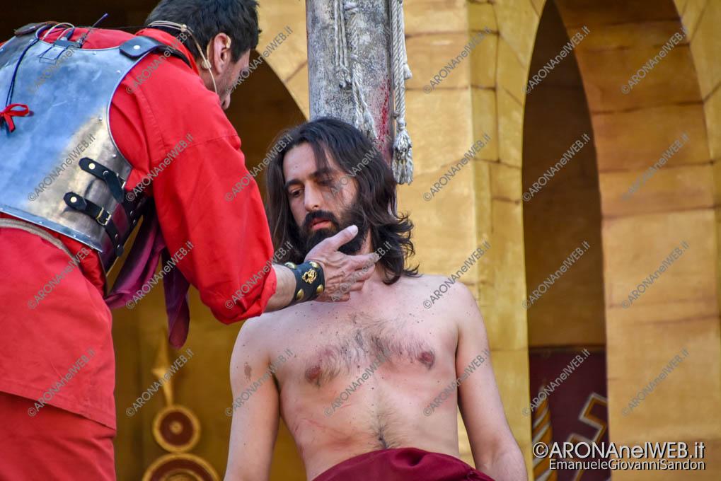EGS2019_11632 | La flagellazione - Il Venerdì Santo di Romagnano Sesia – 260^ edizione