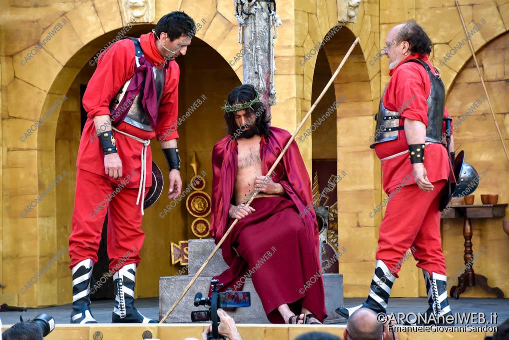 EGS2019_11646 | La flagellazione - Il Venerdì Santo di Romagnano Sesia – 260^ edizione
