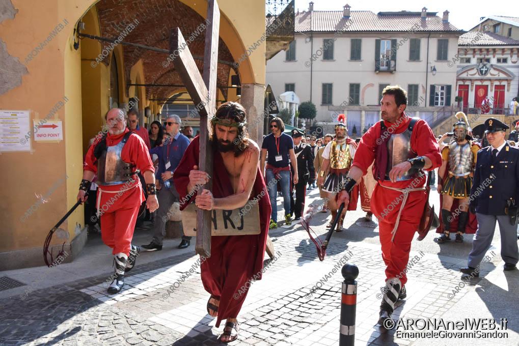 EGS2019_11731 | La dolorosa salita al Calvario - Il Venerdì Santo di Romagnano Sesia – 260^ edizione