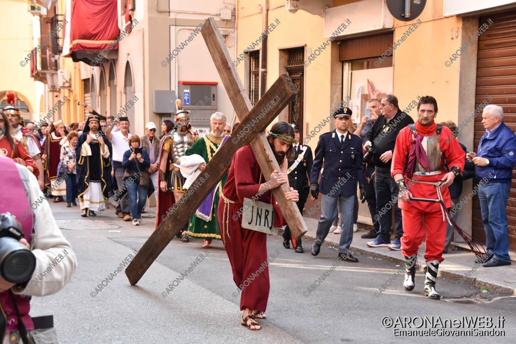 EGS2019_11758 | La dolorosa salita al Calvario - Il Venerdì Santo di Romagnano Sesia – 260^ edizione