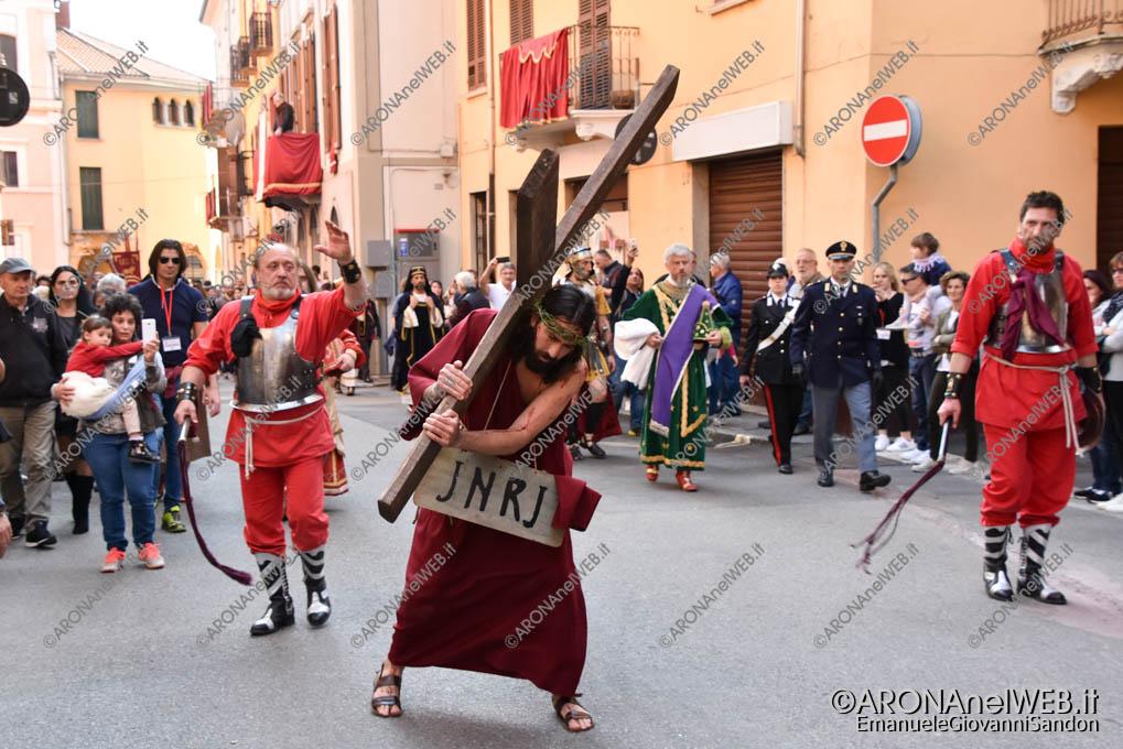 EGS2019_11762 | La dolorosa salita al Calvario - Il Venerdì Santo di Romagnano Sesia – 260^ edizione