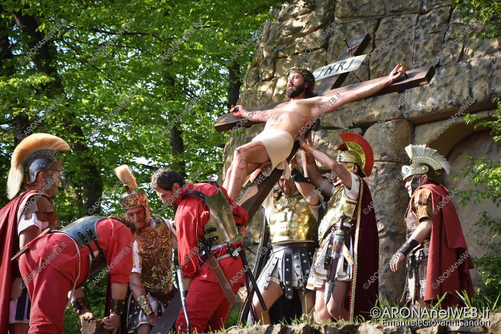 EGS2019_11992 | La Crocifissione - Il Venerdì Santo di Romagnano Sesia – 260^ edizione